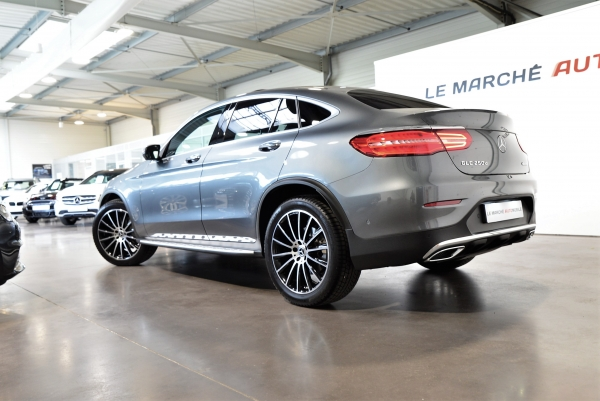 Mercedes Glc Coupe 250d 204ch 4matic Fascination 9g-tronic
