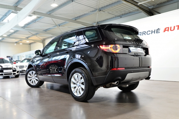 Land Rover Discovery Sport Td4 180ch Awd Hse Bva