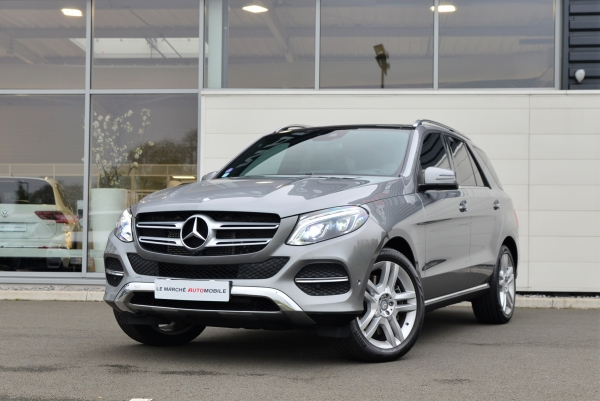 Mercedes Gle 500e 4matic Fascination 7g-tronic