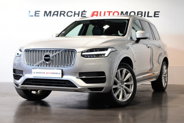 XC90 T8 TWIN ENGINE INSCRIPTION LUXE 7 PLACES