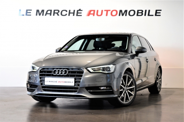 A3 SPORTBACK TFSI 150 AMBITION LUXE S TRONIC 7