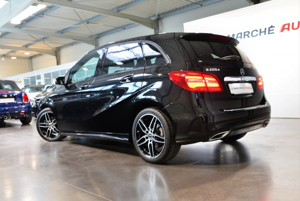 Mercedes Classe B 200d Fascination 7g-dct