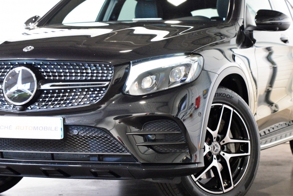 GLC COUPE 250D 204CH 4MATIC FASCINATION 9G-TRONIC