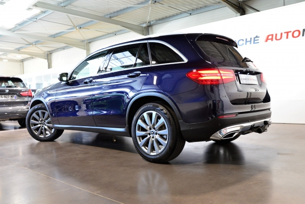GLC 250D 204CH 4MATIC FASCINATION 9G-TRONIC