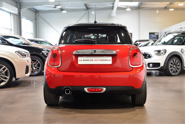 Mini Cooper 136ch Pack Chili