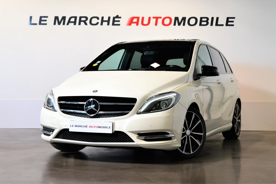 Mercedes Classe B 200 Cdi Fascination 7g-dct
