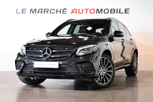 GLC 350E 4MATIC FASCINATION 7G-TRONIC