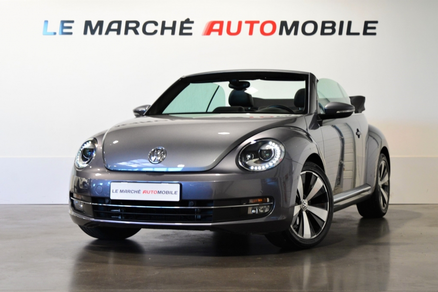 Volkswagen Coccinelle Cabriolet Tdi 150 Couture Dsg6