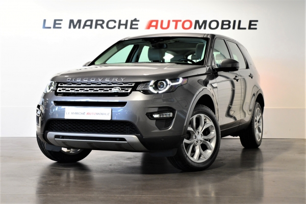 Land Rover Discovery Sport Td4 150ch Hse 4wd 7p