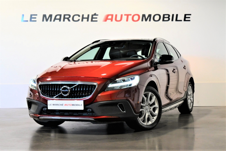V40 CROSS COUNTRY LUXE T4 190CH AWD GEARTRONIC8