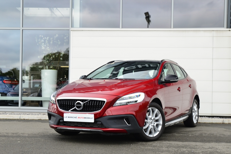 Volvo V40 Cross Country Luxe T4 190ch Awd Geartronic 8