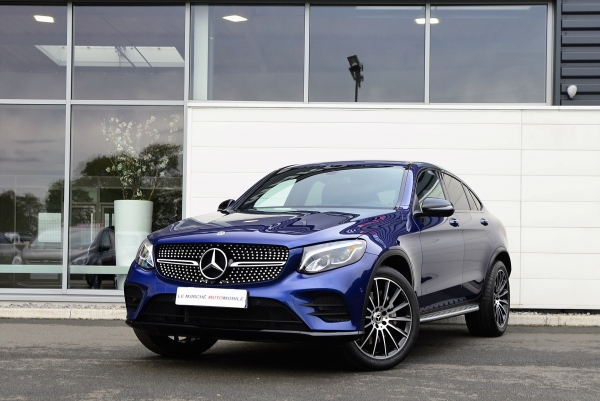 GLC COUPE 250D 4MATIC SPORTLINE 9G-TRONIC