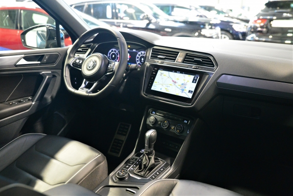 TIGUAN TDI 150 CH CARAT EXCLUSIVE 4MOTION DSG7