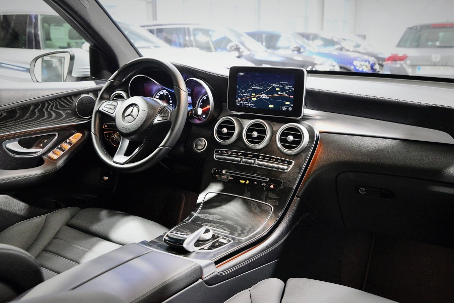 GLC 220D 170CH 4MATIC FASCINATION 9G-TRONIC