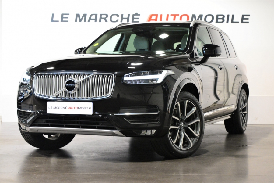 Volvo Xc90 D5 235ch Awd Inscription 7 Places Geartronic