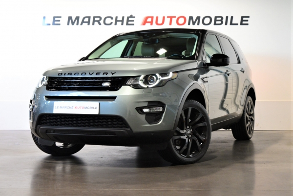 DISCOVERY SPORT TD4 150CH 4WD HSE