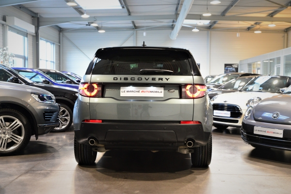 Land Rover Discovery Sport Td4 150ch 4wd Hse