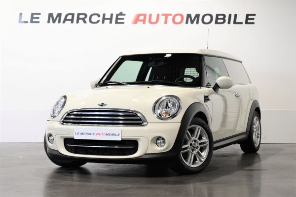 Mini Clubvan Cooper D 112ch Pack Chili