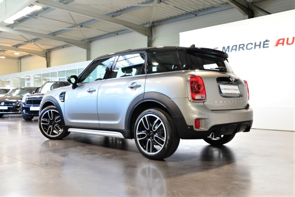 Mini Countryman Cooper D 150ch Pack Jcw
