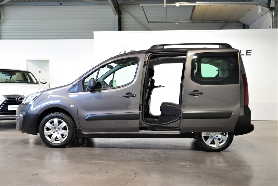 Peugeot Partner Tepee Hdi 100ch Outdoor S&s