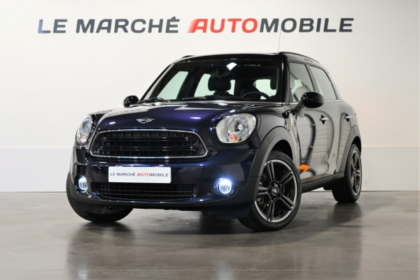 Mini Countryman Cooper 122ch Pack Chili