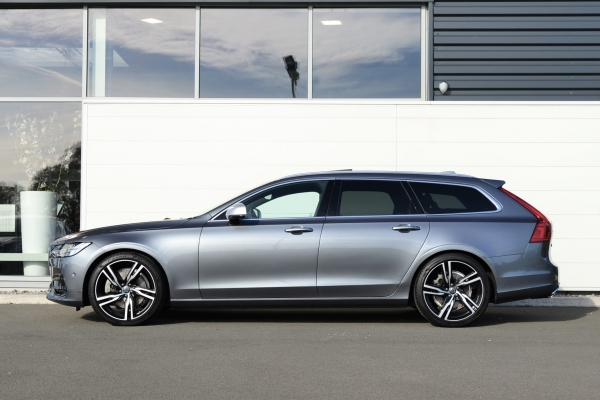 V90 D5 235CH AWD R-DESIGN GEARTRONIC 8