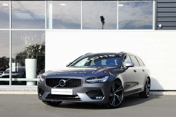 V90 D5 235CH AWD R-DESIGN GEARTRONIC8