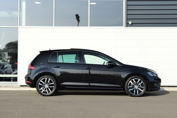 Volkswagen Golf Tsi 125ch Carat Exclusive Dsg7