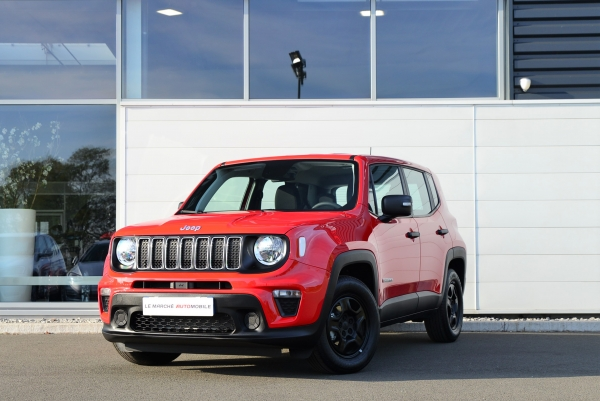 JEEP RENEGADE 1.0 GSE T3 120 CH SPORT