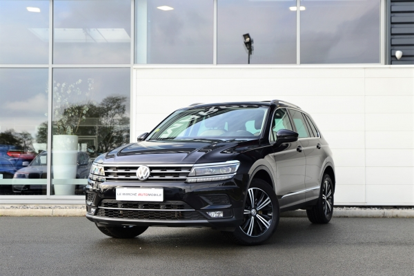 TIGUAN TDI 190CH CARAT EXCLUSIVE 4MOTION DSG7