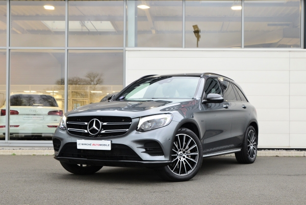 Mercedes Glc 350e 4matic Fascination 7g-tronic