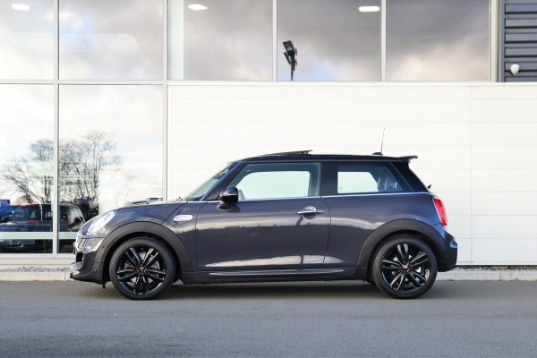 Mini Cooper S 192ch Pack John Cooper Works Bva