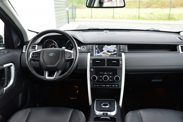 Land Rover Discovery Sport Td4 150ch 4wd Hse Bva 7 Places