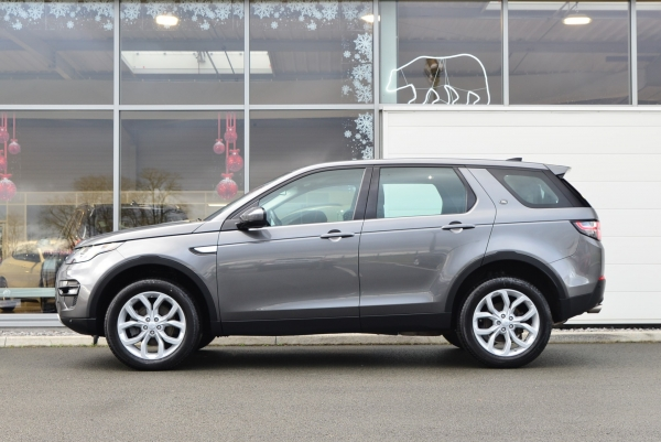 DISCOVERY SPORT TD4 150CH 4WD HSE BVA 7 PLACES