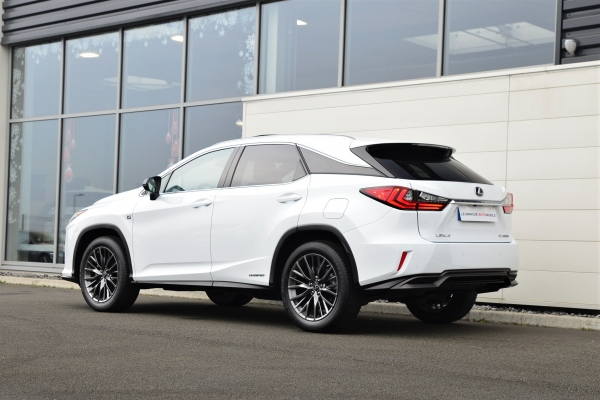 Lexus Rx 450h Awd F-sport Executive