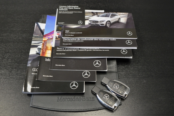 Mercedes Glc 220d 170ch 4matic Business Executive 9g-tronic