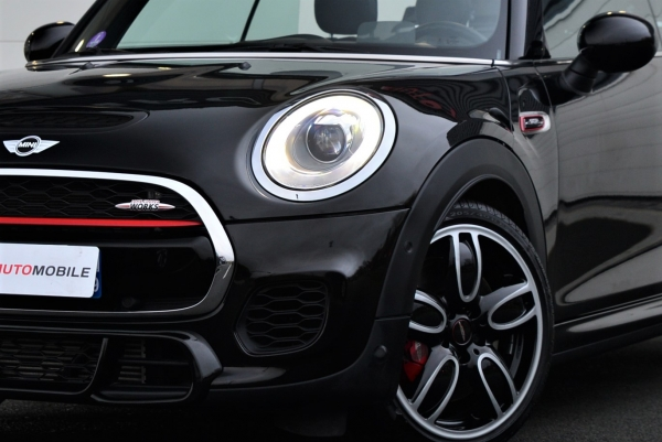 Mini Cabrio Jcw 231ch Exclusive Design