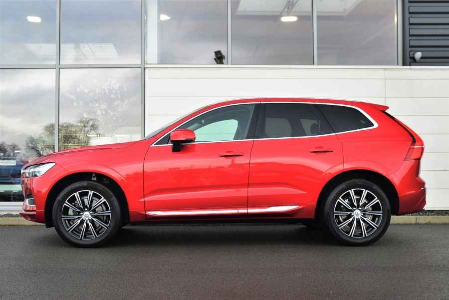 XC60 D4 190CH AWD INSCRIPTION LUXE GEARTRONIC 8