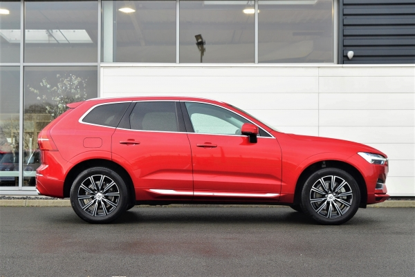Volvo Xc60 D4 190ch Awd Inscription Luxe Geartronic 8