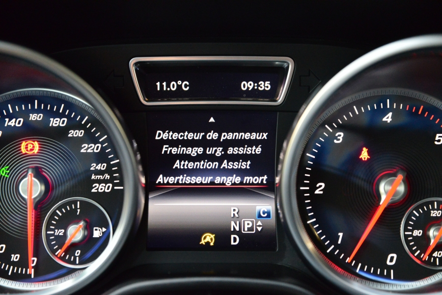 Mercedes Gle 350d 4matic Fascination 9g-tronic