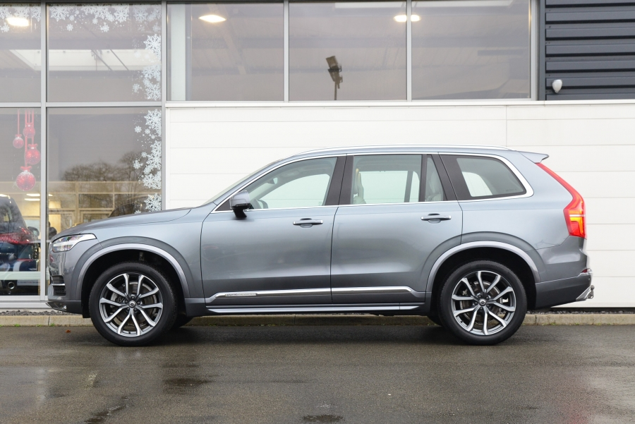 XC90 D5 235CH AWD INSCRIPTION LUXE GEARTRONIC 8