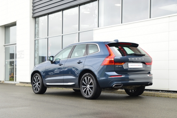 Volvo Xc60 D5 235ch Awd Inscription Geartronic 8