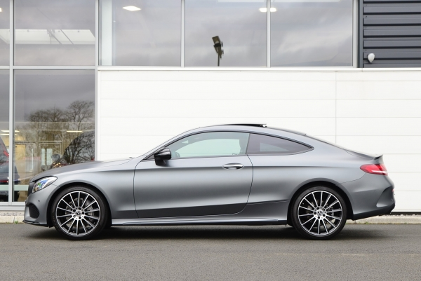 CLASSE C COUPE 220D FASCINATION 9G-TRONIC