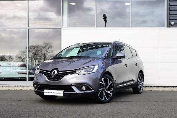 Renault Grand Scenic Dci 130 Energy Intens 7 Places