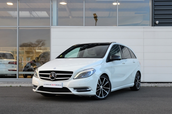Mercedes Classe B 220 Cdi Fascination 7g-dct