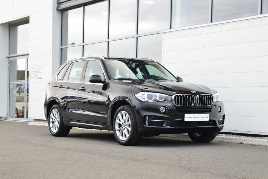 BMW X5 25d Xdrive 231ch Exclusive 7 Places Bva8