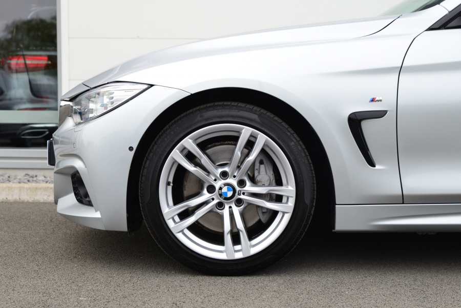 BMW Serie 4 Coupe 435d Xdrive 313 Ch M Sport