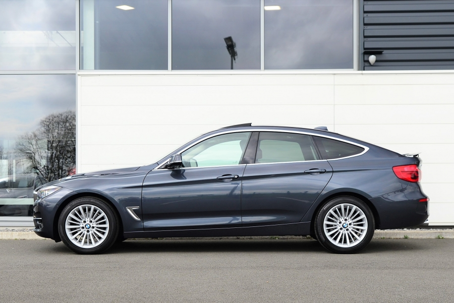 SERIE 3 GRAN TURISMO 320D XDRIVE 190CH LUXURY ULTIMATE BVA8