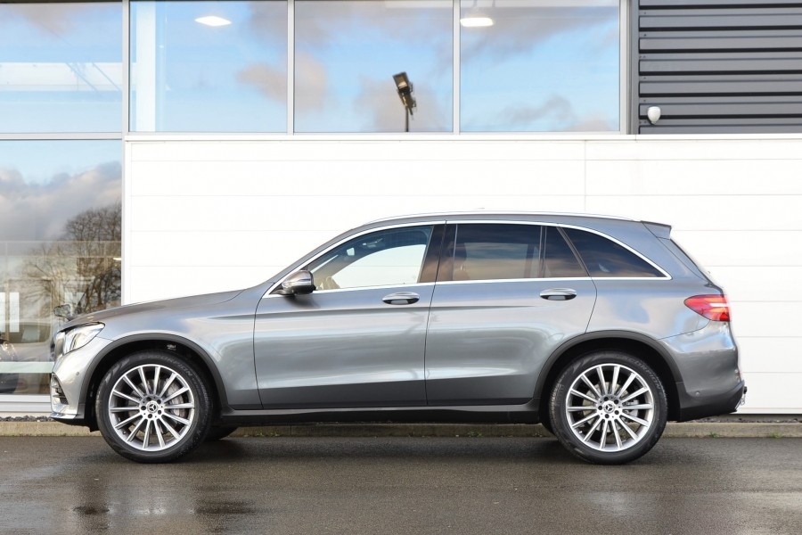 GLC 250D FASCINATION 4MATIC 9G-TRONIC