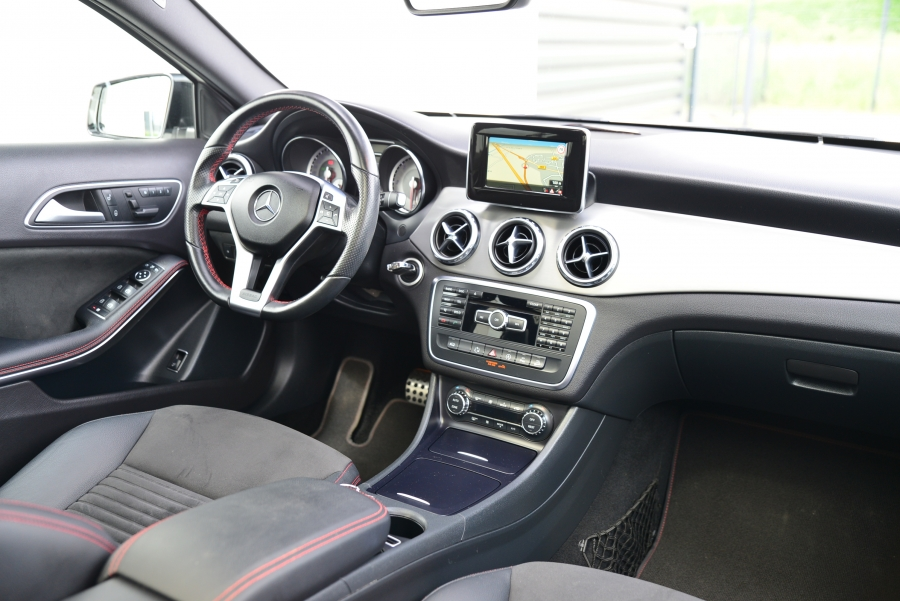 Mercedes Gla 200 Cdi 4matic Fascination 7g-dct